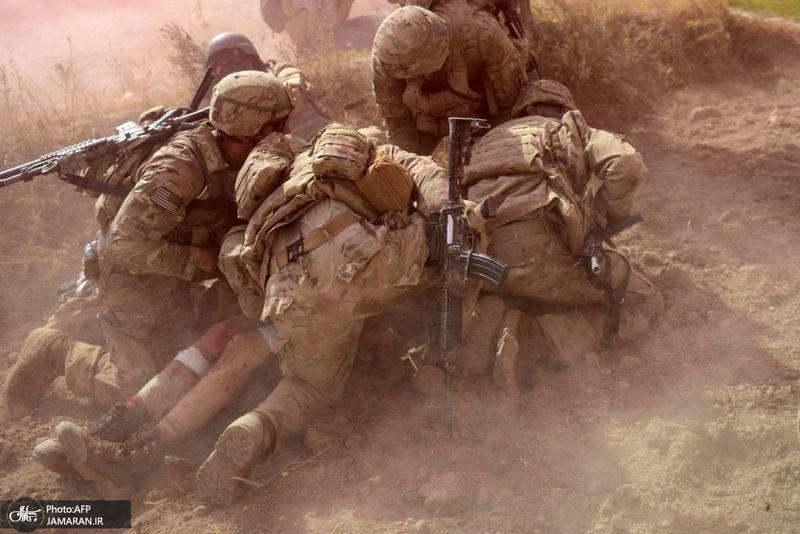 20 سال حضور نظامی آمریکا در افغانستان