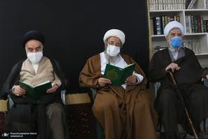 مراسم بزرگداشت حجت الاسلام و المسلمین محتشمی پور (ره) در دارالزهرا(س)