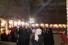 تور گردشگری قزوین برای معلمان تهرانی برگزار شد
