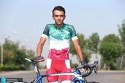 تنها المپیکی دوچرخه سواری به دنبال بهترین نتیجه تاریخ ایران/ صفرزاده: انتظار مدال منطقی نیست
