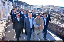 بهره برداری از فاز نخست سافاری پارک قزوین