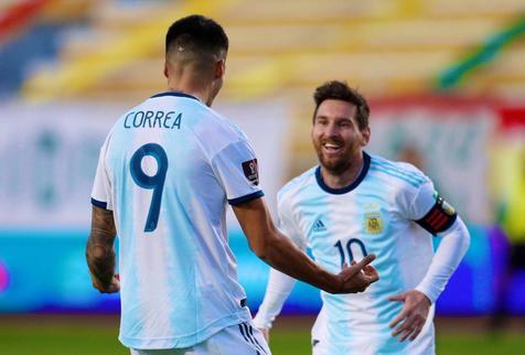 پیروزی دشوار آرژانتین برابر بولیوی در انتخابی جام جهانی 2022