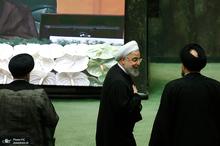 چرا روحانی به جلسه رای اعتماد به وزیر پیشنهادی صمت نرفت؟