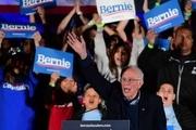 پیروزی سندرز در انتخابات درون حزبی دموکرات ها/ توهین مجدد ترامپ