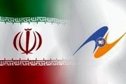 تجارت ایران با کشورهای اوراسیا دو میلیارد دلاری شد