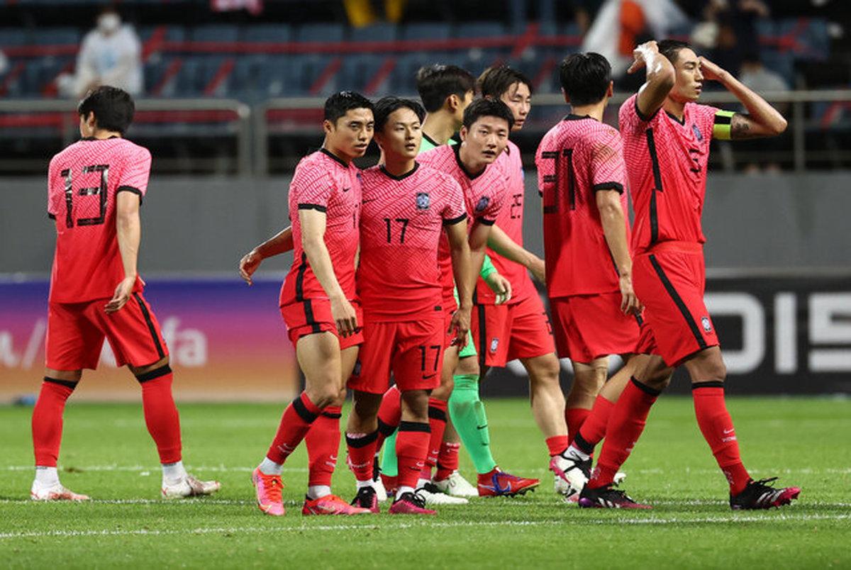 مقدماتی جام جهانی 2022 | کره جنوبی صفر - عراق صفر؛ تساوی همگروه های ایران در اولین گام