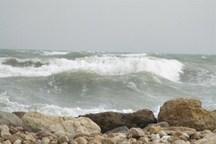 خلیج فارس تا پایان هفته مواج و متلاطم است