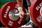 افتخارآفرینی وزنهبردار خوزستانی در رقابتهای قهرمانی آسیا
