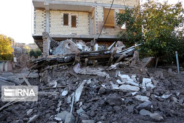 زلزله آسیبی به بناهای تاریخی آذربایجانشرقی وارد نکرده است
