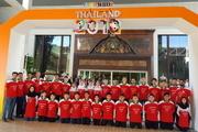 تیم رباتیک شیراز رتبه دهم مسابقات جهانی تایلند را کسب کرد