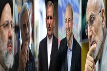 کاندیداهای مغلوب انتخابات 96 چه میکنند؟