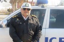 ۷۰ تیم گشت پلیس راه قزوین در جادهها مستقر هستند