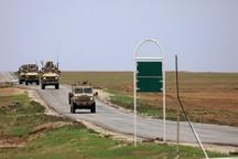 حمله شهروندان سوری به نیروهای آمریکایی و آتش زدن 4 خودروی نظامی