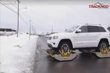 وسیله عالی بر روی برف و یخ
