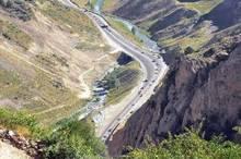 ابلاغ اعتبار برای رفع مشکل محور هراز، تکمیل و احداث جاده جایگزین