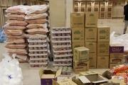 بهزیستی میبد ۵۴۰ میلیون ریال لوازم بهداشتی و سبدغدایی توزیع کرد