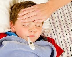 علت اینکه تب می کنیم، چیست؟