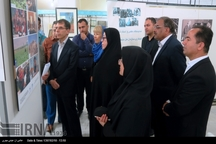 نمایشگاه عکس ایران و سازمان ملل در خرم آباد برگزار می شود