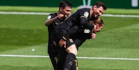 نتایج فوتبال اروپا| پیروزی بارسا و شکست اتلتیکو؛ کمک یونایتد به قهرمانی دشمن!