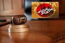 بررسی و رسیدگی  450 پرونده در تعزیرات حکومتی قزوین