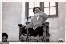 تصاویر منتشر نشده از حضرت امام(س) و مرحوم محتشمی پور(ره) در دهه 40