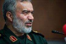 سردار فدوی: عُقده گشایی تروریستها بدون پاسخ نخواهد ماند