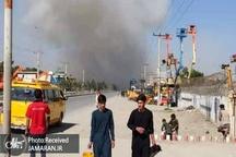 حمله به کاروان نظامیان خارجی در کابل+ تصاویر
