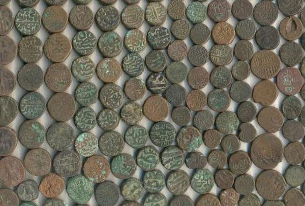 ۱۵۰ سکه تاریخی در هرمزگان مرمت شد