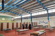 نقاهتگاه بیماران کرونایی در شوشتر راهاندازی شد