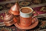 طرز تهیه قهوه ترک در منزل
