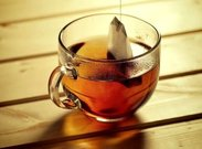 با چای خوردن کمتر سکته می کنیم؟
