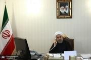 رییس جمهور: ایران از ایفای نقش برجسته عراق در شرایط حساس منطقه استقبال می کند