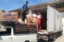 خراسان شمالی ۴۳۰۰ تخته پتو و موکت برای سیلزدگان گلستان فرستاد