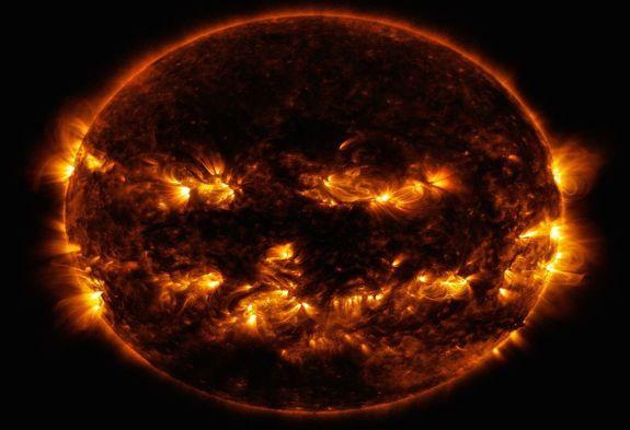 تصاویری عجیب اما واقعی که ناسا ثبت کرده است!