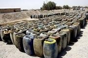 کشف ۶۵۰۰ لیتر سوخت قاچاق در ماکو