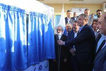 پایانه بار هوایی فرودگاه اصفهان با حضور وزرای راه و صنعت به بهرهبرداری رسید