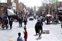 افزون بر 157 هزار نفر مسافران نوروزی در یزد اسکان یافتند