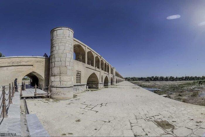 امید کشاورزان شرق اصفهان به زاینده رود خشک