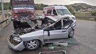 تصادف مرگبار در جاده های زنجان