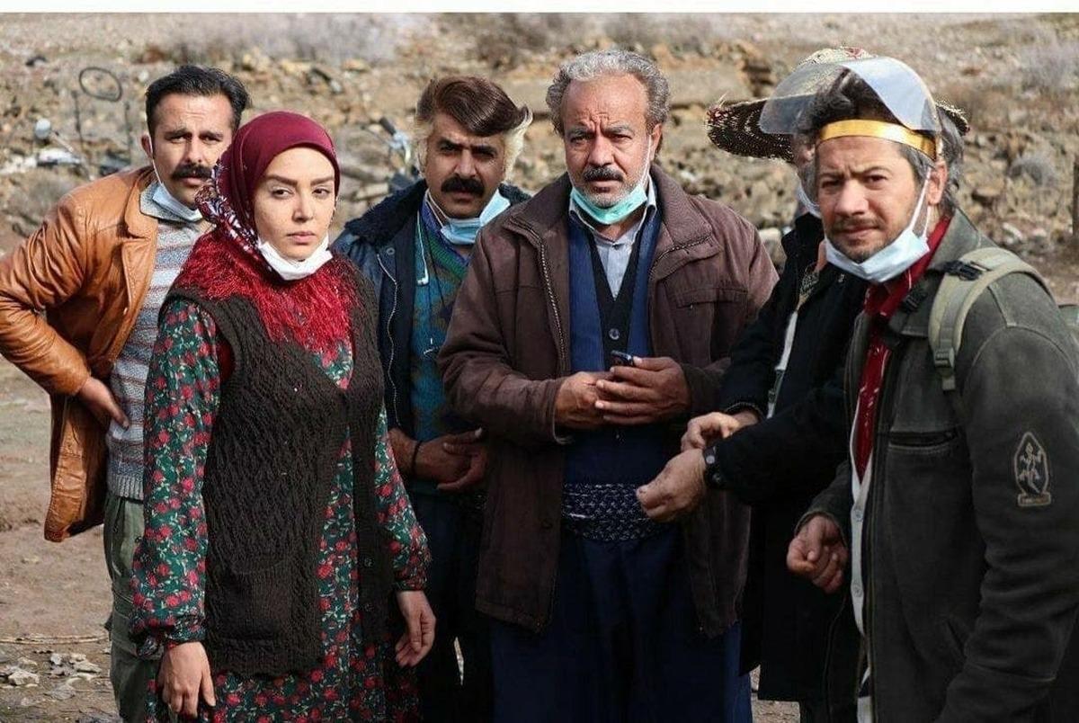 نورالدین خانزاده در سریال «وایکینگها»+ عکس