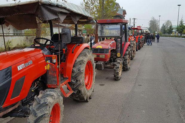 مهلت اجرای مرحله سوم شمارهگذاری ادوات کشاورزی چهارمحال و بختیاری اعلام شد
