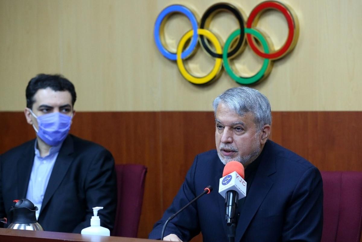 نودو یکمین نشست هیات اجرایی کمیته ملی المپیک برگزار شد
