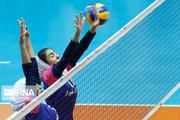 ماهشهر میزبان مسابقات والیبال بانوان کشور شد