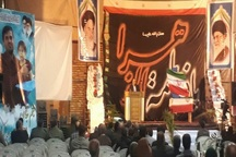 گفتمان انقلاب اسلامی به برکت مقاومت مردم ایران جهانی شده است