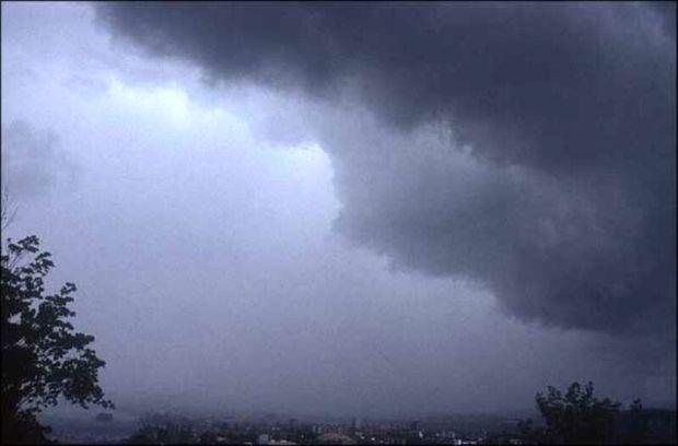 سامانه بارشی عصر امروز از البرز خارج میشود