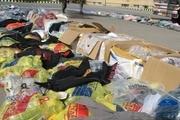 کشف بیش از ۲ هزار ثوب البسه خارجی قاچاق در ماکو