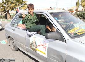 راهپیمایی 22 بهمن در قم - 2