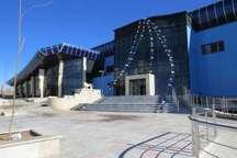 سالن ورزشی جزیره خارگ با حضور وزیر کشور افتتاح شد