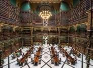 معرفی زیباترین کتابخانههای جهان + تصاویر