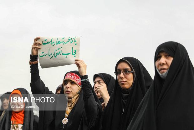 تجمع دختران انقلاب در گرگان برگزار میشود